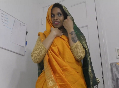 Sexy Lily Indian Wife On Honeymoon Night Role Play