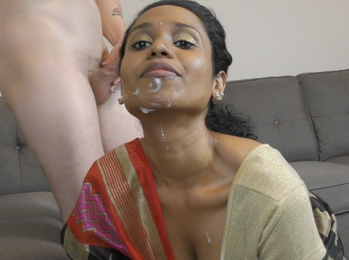 Indian Babe In Saree Cock Hungry Cum Slut HornyLily