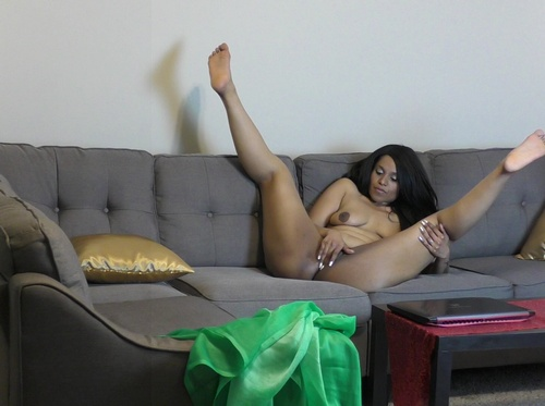 Love Indian Porn With Horny Lily Fucked On Sofa